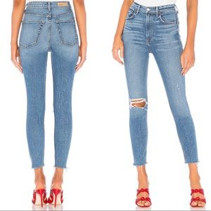GRLFRND Kendall Stretch High Rise Skinny Jean
